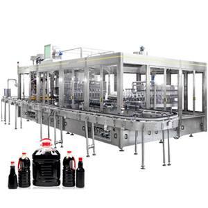Canola oil filling machine