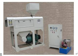 .Rice Polishing Machine (Single Roller Model )