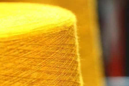 Polyimide yarn