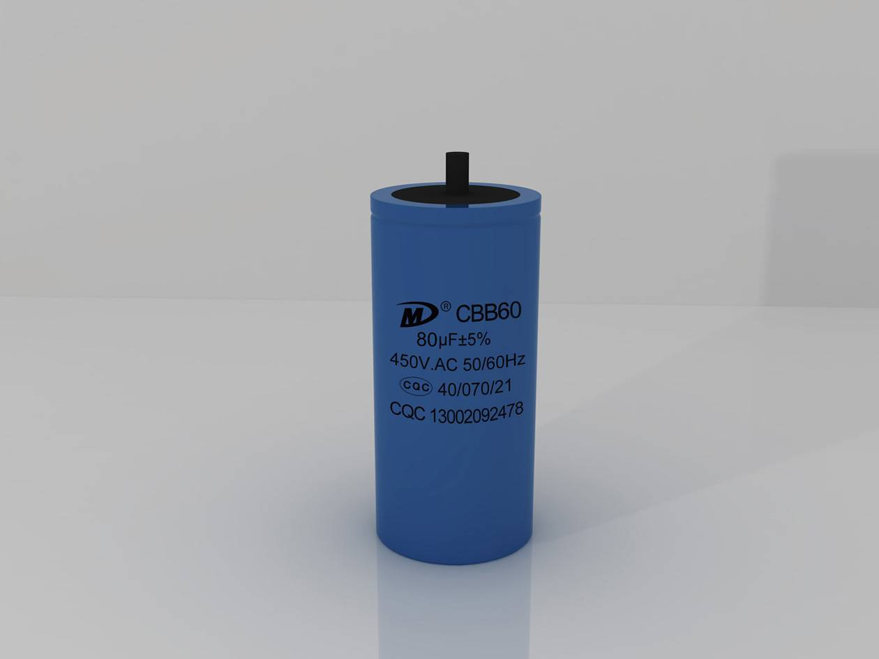 80uf Cbb60 Motor Run Capacitor for Water Pump