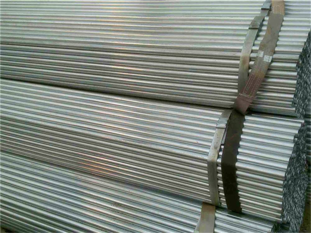 Best Quality Hot DIP Galvanized Round Steel Pipe (Tube)
