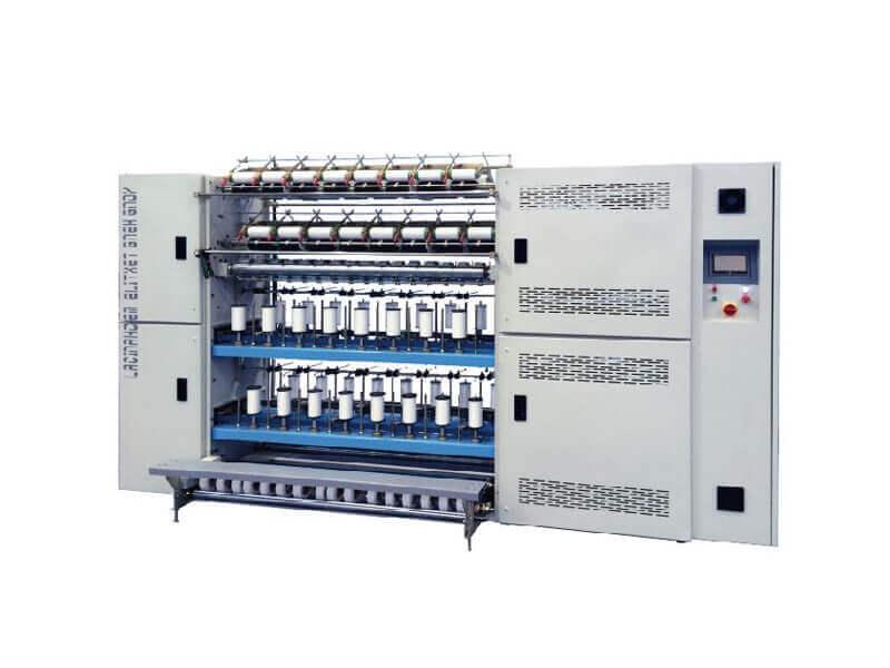 Latex Spandex Covering Machine YH-116AE