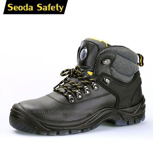 Anti slip light weight safety shoes
