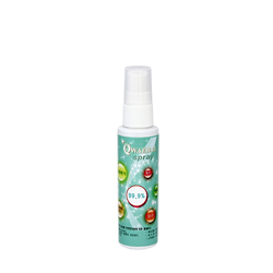 Qwaebal foot spray