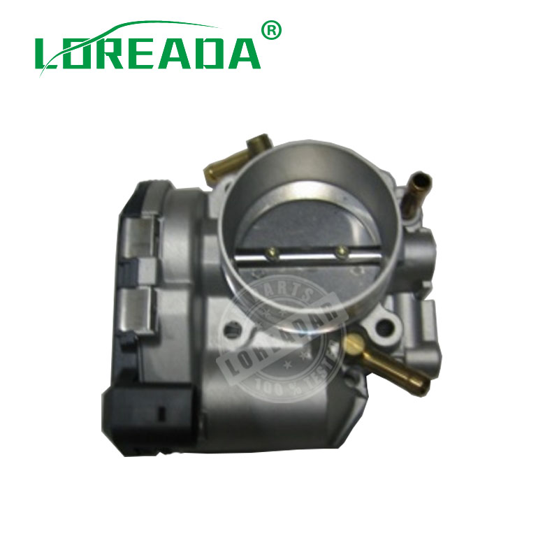 Throttle Body for VW Skoda Octavia Fabia Seat Cordoba Ibiza 2.0 OEM 06A133062Q