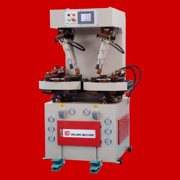 LD-685CM Computerized Heavy-Duty Walled Sole Attaching Machine