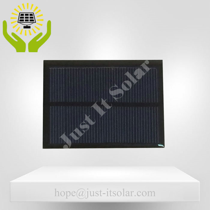 6V 80mA 0.48W Epoxy Resin Small Solar Cell