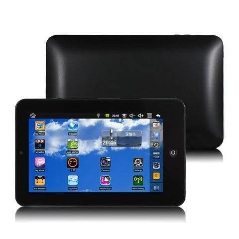 EKEN M009S Google Android 2.2 7 inch VIA8650 Flash10.1 Camera Wifi Tablet PC MID