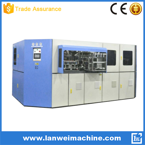 High Speed Rotary Stretch Blow Molding Machine