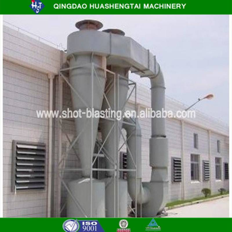 Quality assurance Cyclone Type Dust Collector HIC series
