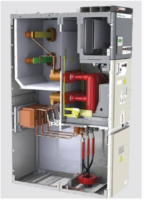 Switchgear Panel, ABB Unigear ZS1