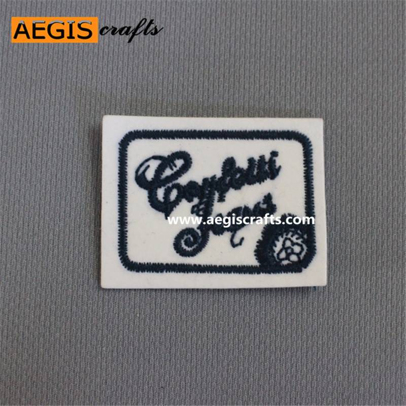 design embroidered patch