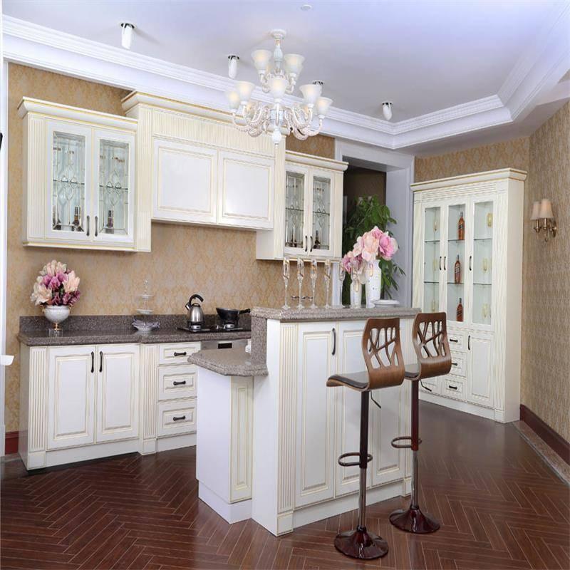Lacquer kitchen furniture kitchen cabinet