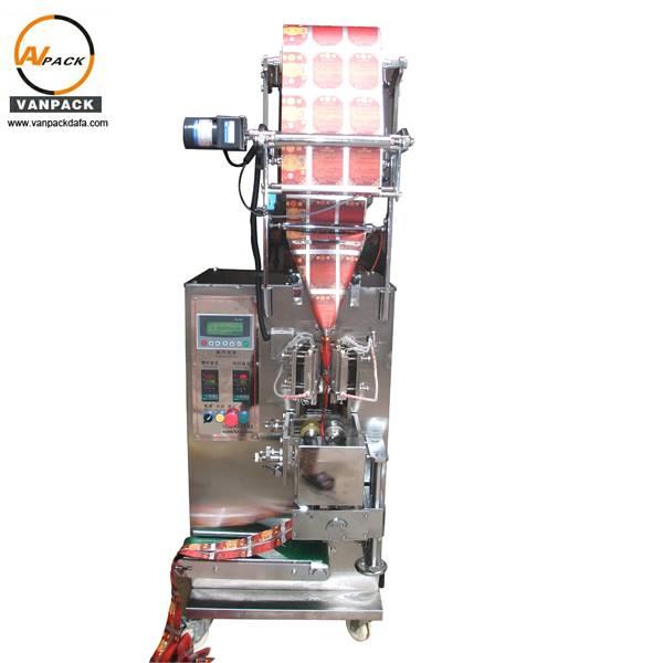 2 Lanes Ketchup Packing Machine