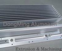 Fabricated Aluminium Extrusion Aluminium Profile