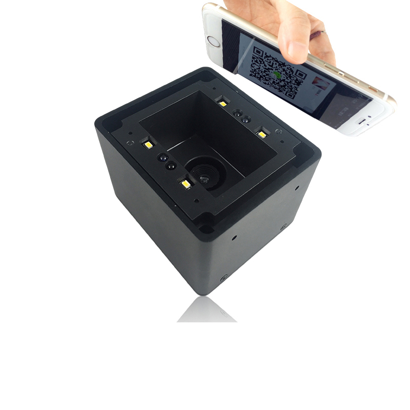RD4500i New Arrival USB 2D Fixed Mount Terminal With Barcode Scanner Module Engine For Mobile Phone