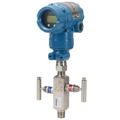 Rosemount 2051CFC Wireless Compact Annubar? Flow Meter