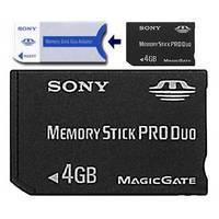 Sony  Memory Stick pro duo 1gb-16gb
