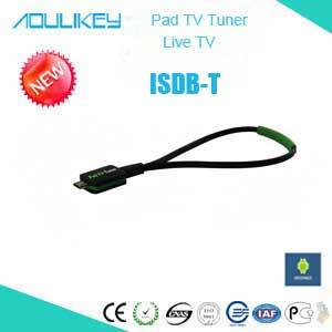 Mobile digital TV receiver/tuner/dongle with USB for ISDB-T on Android D203-1