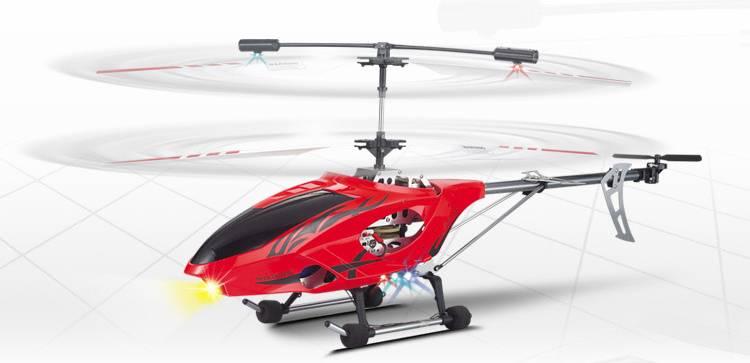 3.5CH R/C Helicoper with Gyro