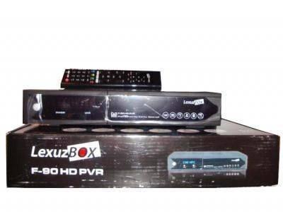 DVB Cable Receiver Lexuz F90 HD PVR