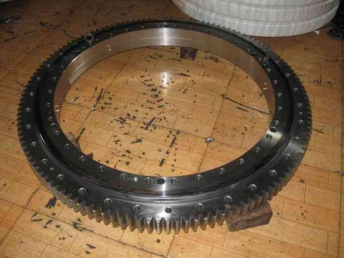 INA Cross Roller Slewing Bearings Used In Printing Machinery (XS