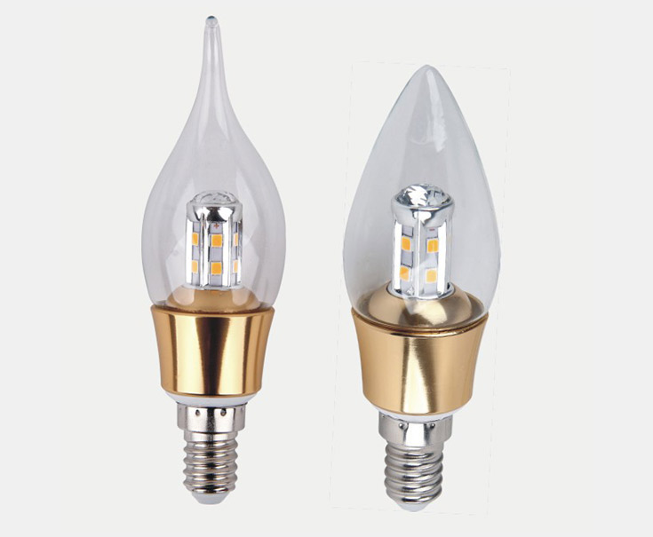10W 15W LED Bulbs For Home Lighting Fan Lighting Energy Candle Light Bulbs LED Cabinet Bulbs