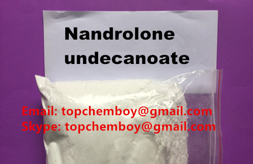 Steroid raw powder Nandrolone Undecanoate / Nandrolone Undecylate Burning Fat Gain Muscle