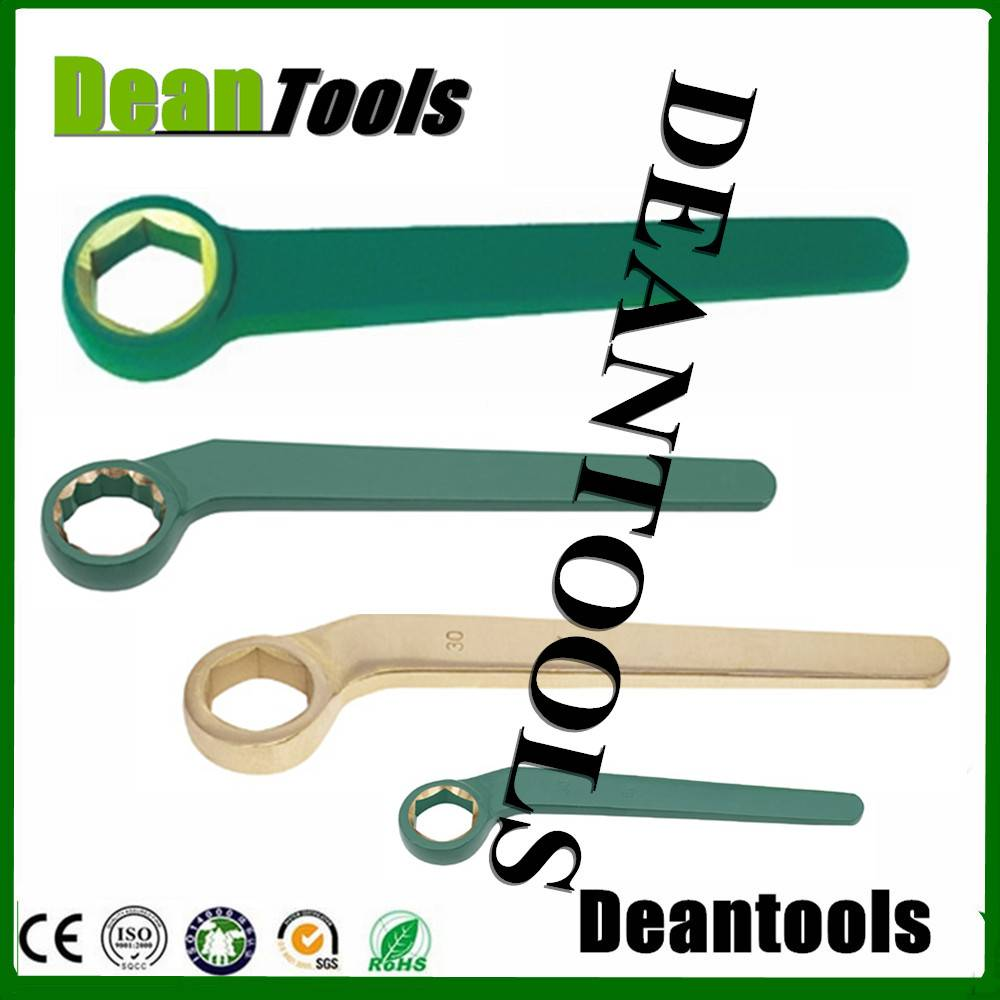 NON SPARKING BEND BOX ,HEXAGONAL OR STRAIGHT WRENCH