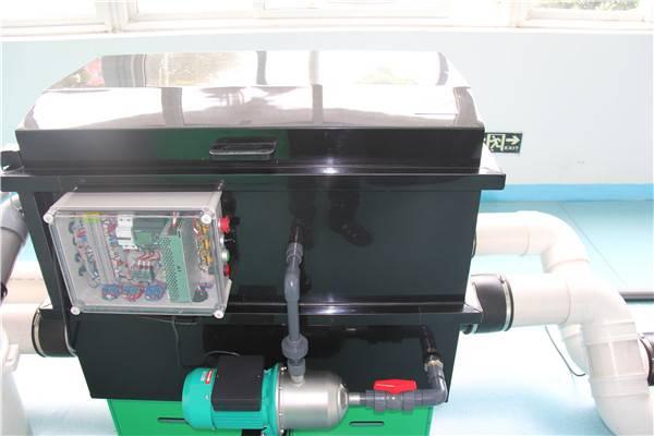 drum filter HDF 60for 100 m3 pond