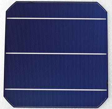 Big supplier high quality 156x156mm mono-crystalline solar cell up to efficiency 19%