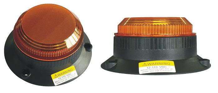 EW01004 Model 12-110V Xenon Warning Light Strobe Light Beacon Light