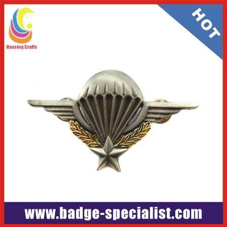 custom logo badge