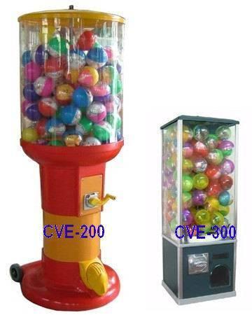 Toy capusles vending machine(CVE-200/CVE-300)