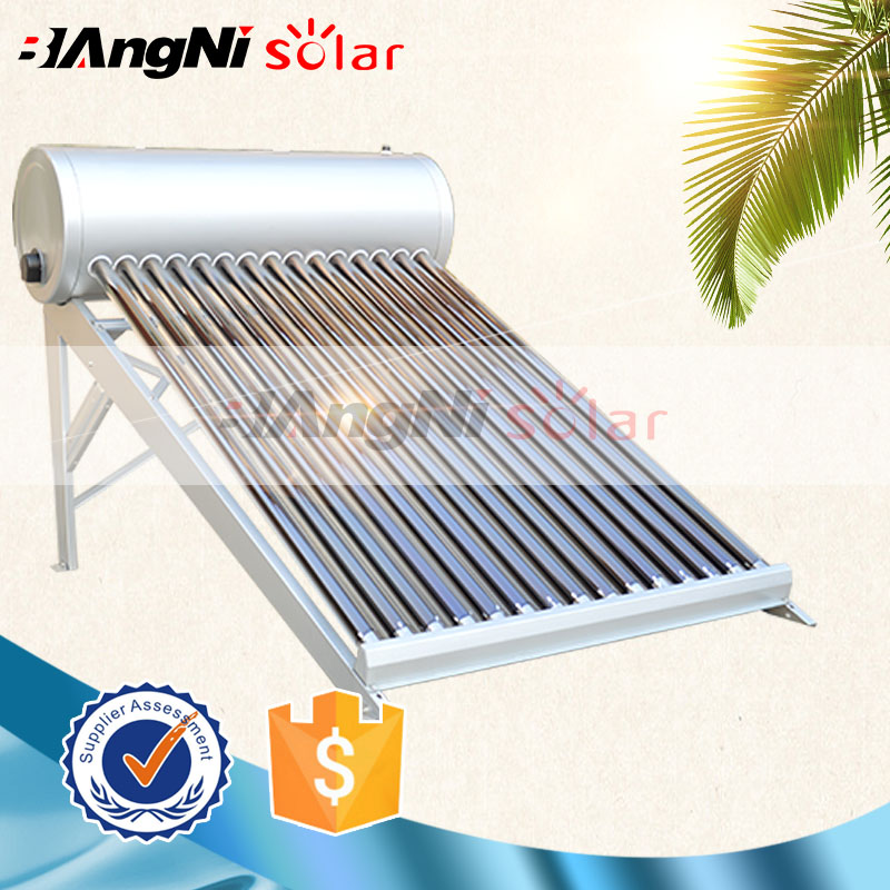 Hot selling high efficiency Aluminium Alloy solar water heater