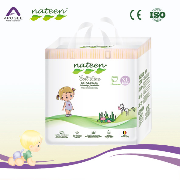 Soft Line Comfortable Baby Diaper Pants Baby Care