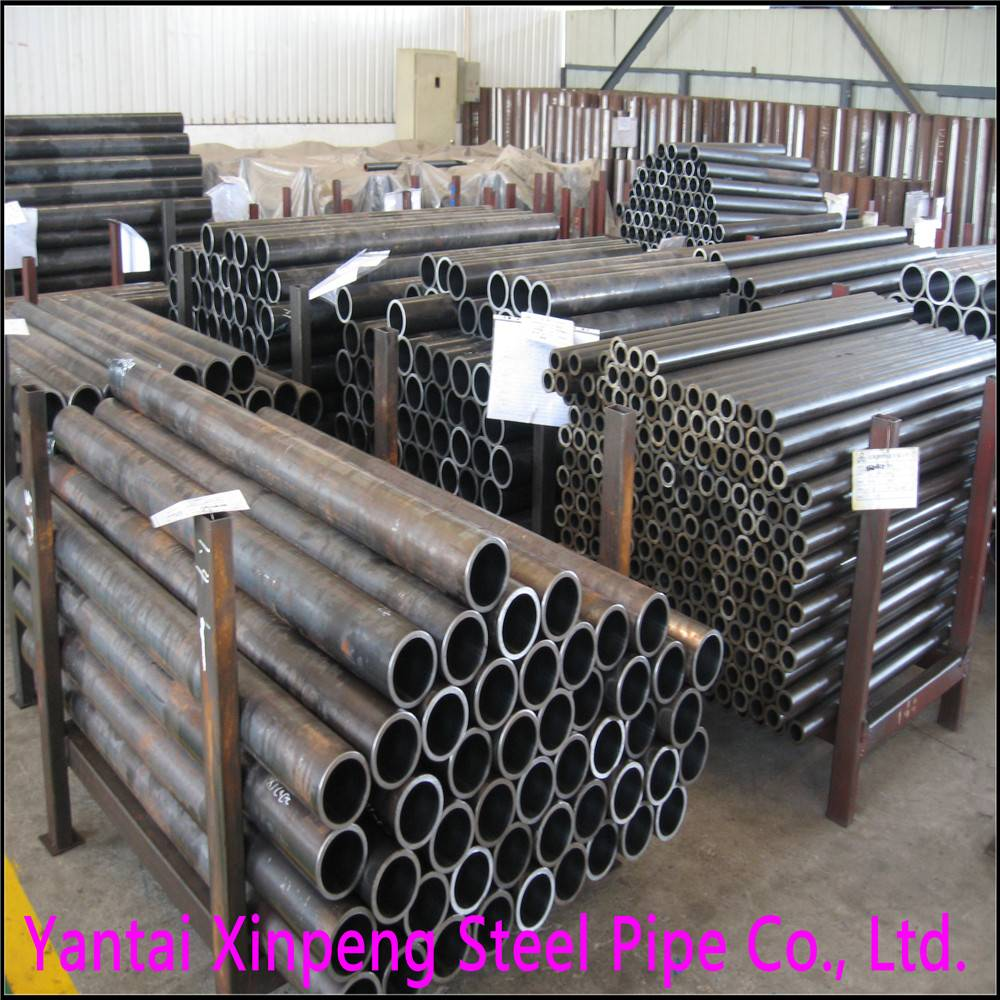 cold drawn BKS aisi 1045 China seamless steel tube