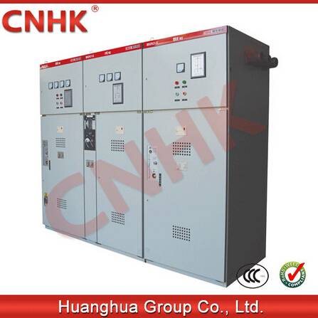 solid insulated switchgear (SIS ) HXGN17-12 Ring main unit