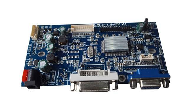 LCD Controller board JZ-VD58