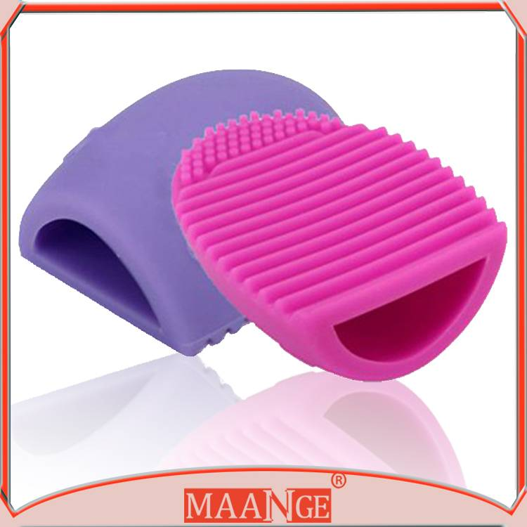 MAANGE New Design Convenient Makeup Brushes Wash Brush Eggs