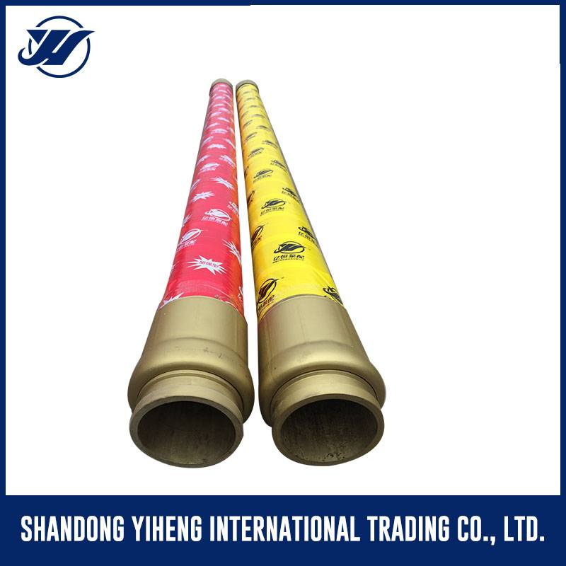 concrete delivery end hose