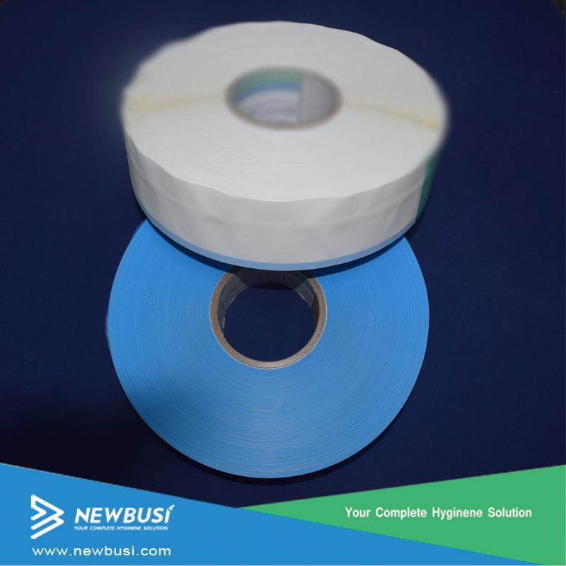 Wholesale Pp Film Material Cusatom Service Magic Diaper Frontal Tape For Adult And Baby Diaper Mater