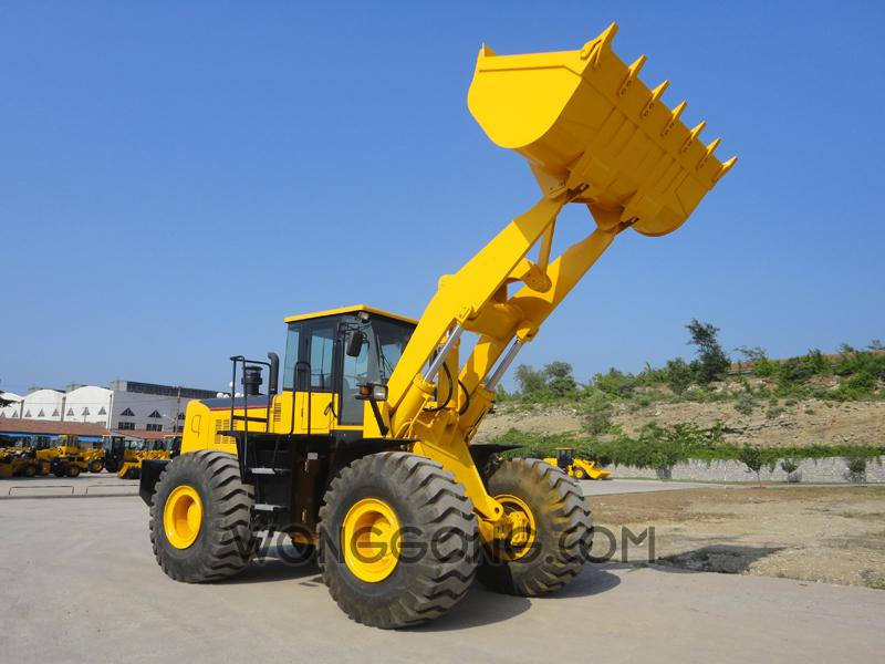 Chinese new Wheel Loader UNIONTO-866 hot sale