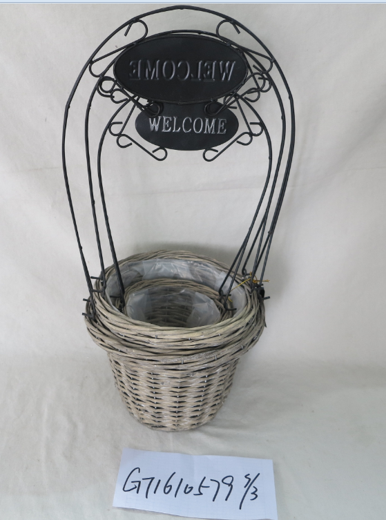 Willow Basket USED