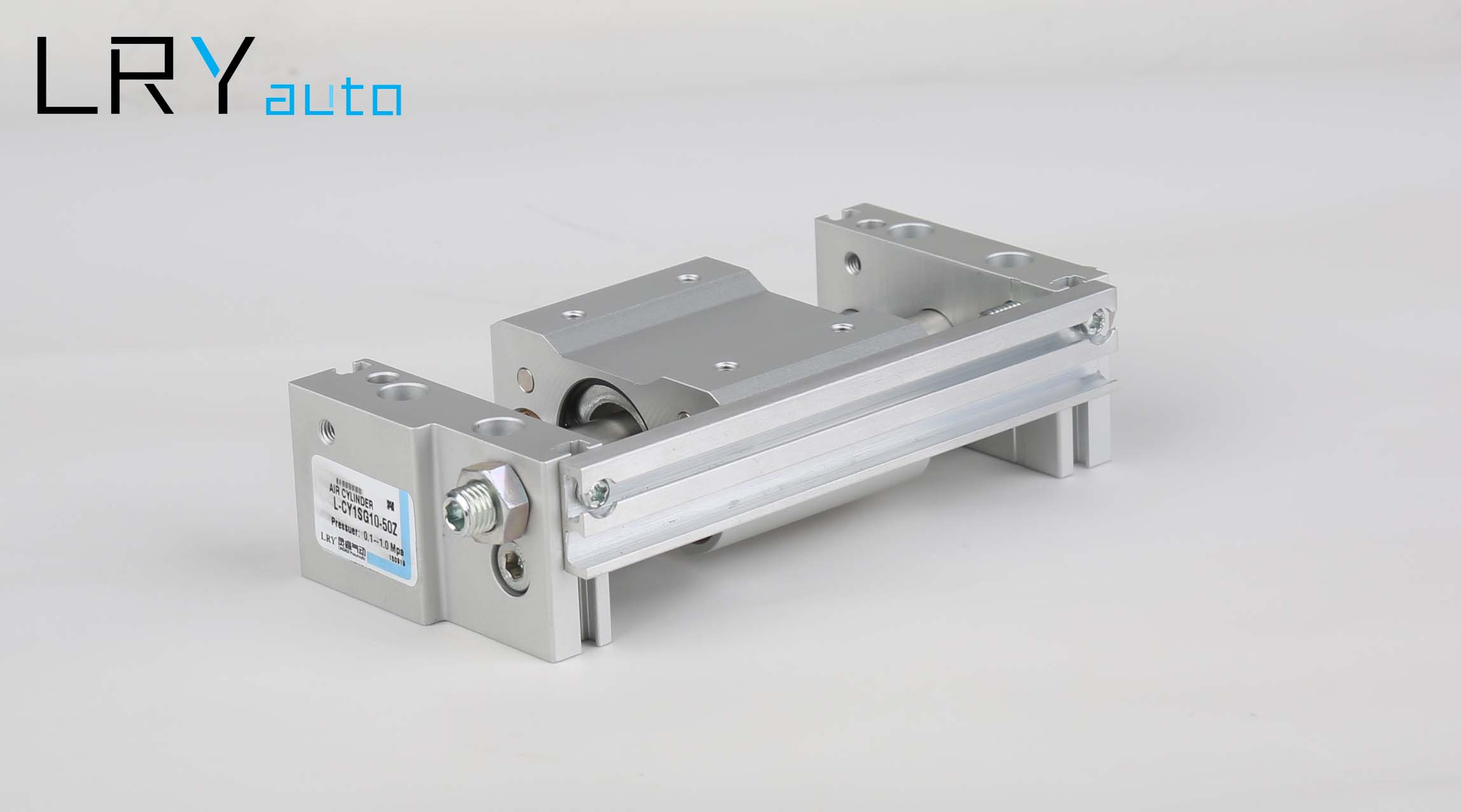 NEW SMC Type Magnetically Coupled Rodless Cylinder Cy1s