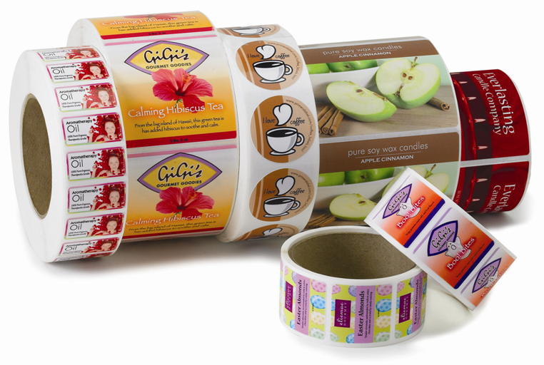 Good Price Removable Packaging Fruit Label Sticker