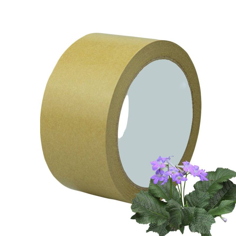 Yuanjinghe Brown Paper Packing Tape Manufacturer