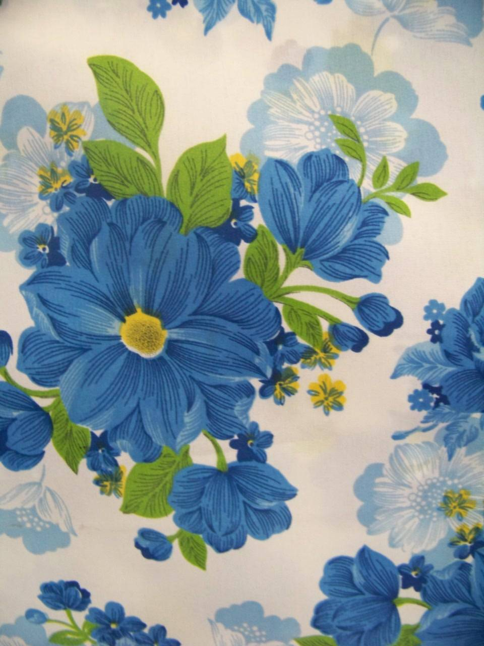 From China high quality  flower printing cloth