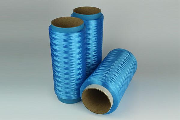 Colored UHMWPE FIBER--Blue