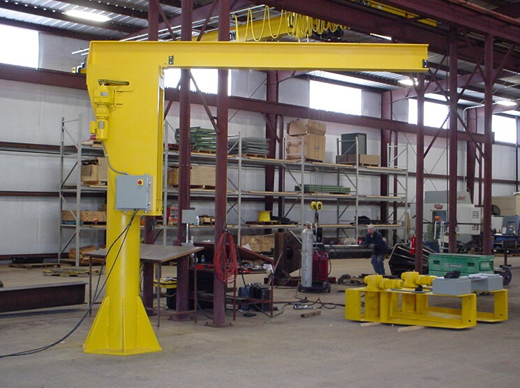 1 ton 2 ton workshop jib crane